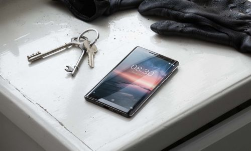 Nokia 8 Sirocco Smartphone Lands In The UK
