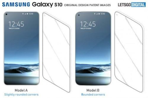 Potential Samsung Galaxy S10 Designs Revealed