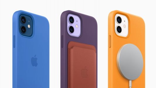 Apple debuts new Spring colors for MagSafe iPhone cases and wallets