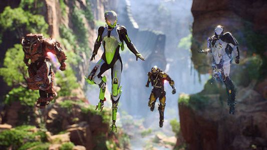 Anthem Video Dives into Story, Customization, and Progression