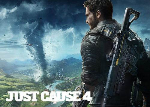 Just Cause 4 Gameplay Launches December 4th 2018