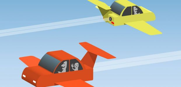 Personal Flying Car, The 'Flyer' By Kitty Hawk, Now Available For Test Flights