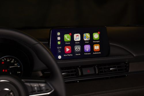 CarPlay Now Available in Select 2014 and Newer Mazda Vehicles as $199 Dealer-Installed Upgrade