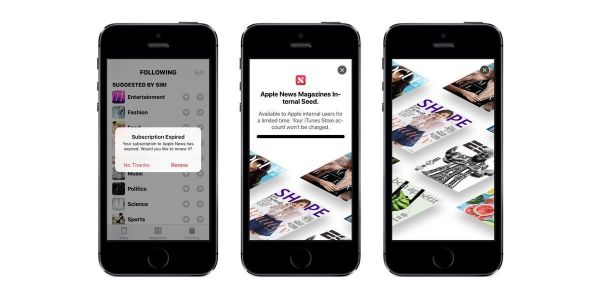 Some Publishers Are Warning Against Joining Apple's News Subscription Service