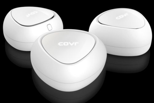 D-Link Expands Covr Mesh Networking Lineup, 802.11ax Routers in 2H 2018