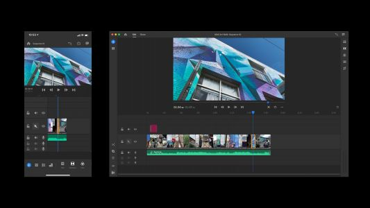 Hands-on with Premiere Rush CC, Adobe's new cross-device video editor