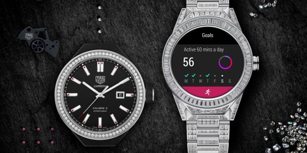 Tag Heuer's $180,000 Android Wear device includes a mechanical watch