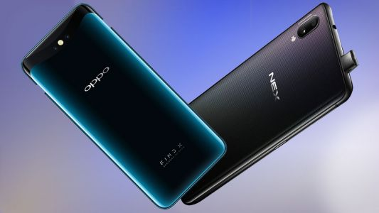 Oppo Find X vs Vivo Nex: the all-screen smartphone showdown