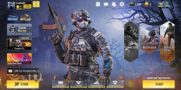 How To Join Or Create A Clan In Call of Duty Mobile