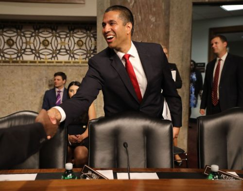 Goodbye, net neutrality-Ajit Pai's FCC votes to allow blocking and throttling