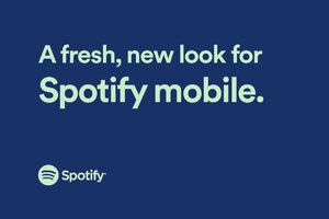 Spotify refreshes its iOS app with streamlined controls and a new look