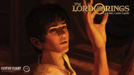 The Lord of the Rings: Living Card Game gives a raspberry to random card packs