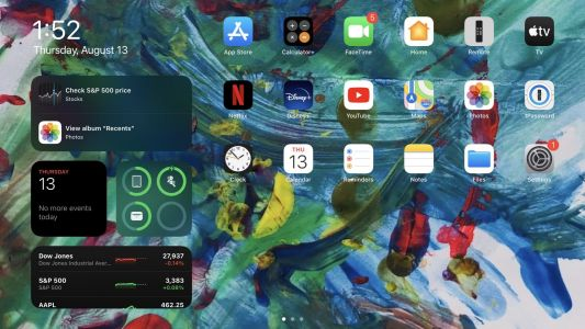 IPadOS 14: How to use the new widgets on iPad