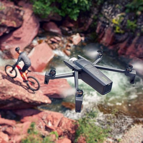Parrot's $550 Anafi 4K HDR Camera Drone flies on its own to get the shot