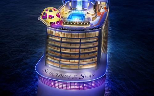 How Royal Caribbean is using computer vision to track crowds at dining destinations