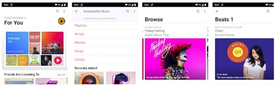Apple Music Surpasses 40 Million Installs on Android Devices