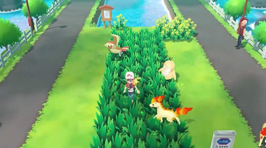 Rare Spawn Guide for Pokemon: Let's Go, Pikachu and Eevee!
