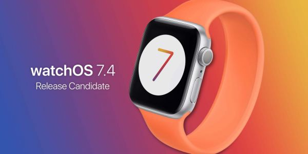 WatchOS 7.4 with iPhone mask unlock feature coming next week, RC now available