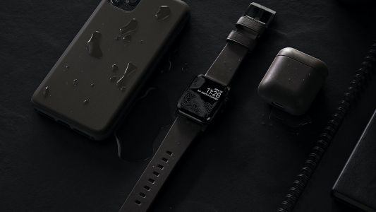 Nomad debuts versatile new leather 'Active Straps' for Apple Watch