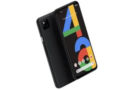 Here is another look at the Google Pixel 4a