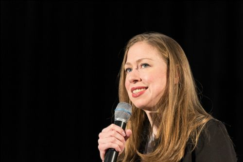 Chelsea Clinton Is Not Her Mother , Part 27854