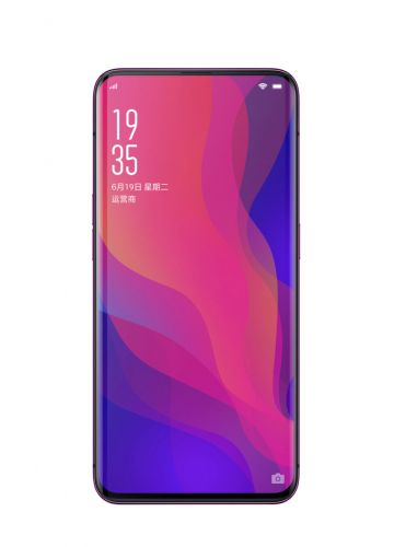 The Oppo Find X kills the smartphone notch with a motorized pop-up camera