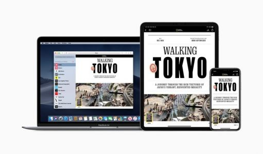 Do you need an Apple device to use Apple News+?