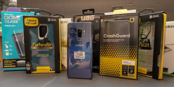 Best cases & screen protectors for the Samsung Galaxy S9/S9+
