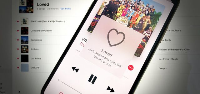 How to View All the Songs You've Loved on Apple Music in One Convenient List
