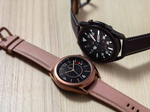 Samsung's Galaxy Watch 3 Is Available Now, Starting At $399