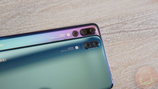 Huawei Envisions Flagship Phones With Four Cameras And 10x Optical Zoom