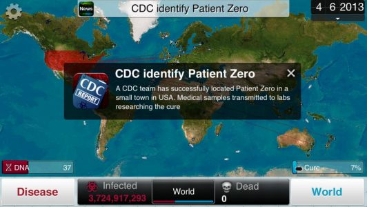 Popular Mobile Game Plague Inc. Removed From App Stores in China