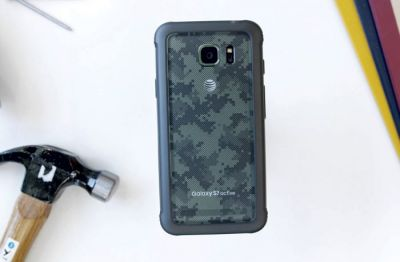 Samsung Galaxy S8 Active Render Leaked Online