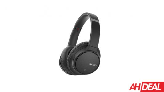 The Popular Sony WH-CH700N Wireless Headphones Just Hit Its Lowest Price Ever
