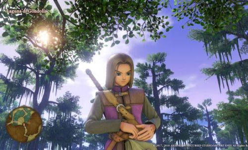 Dragon Quest XI is coming to Switch in Japan