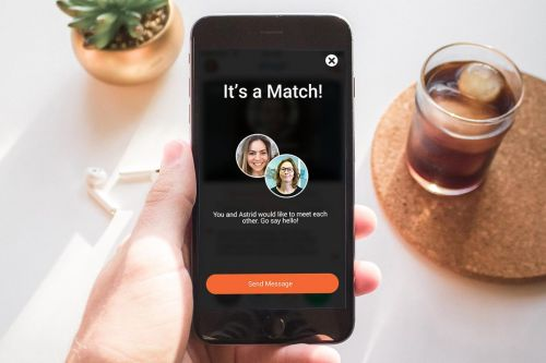 This app is leveraging machine learning to make networking easier