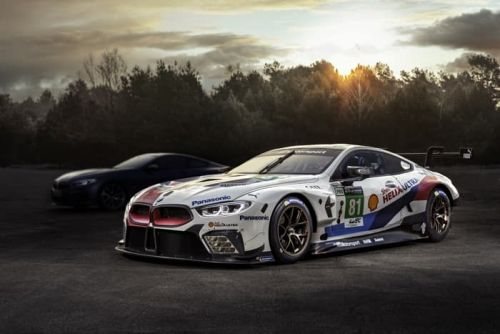 New BMW 8 Series Is Coming At Le Mans Today