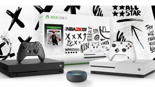 Amazon tosses free Echo Dot in with two new Xbox One bundles