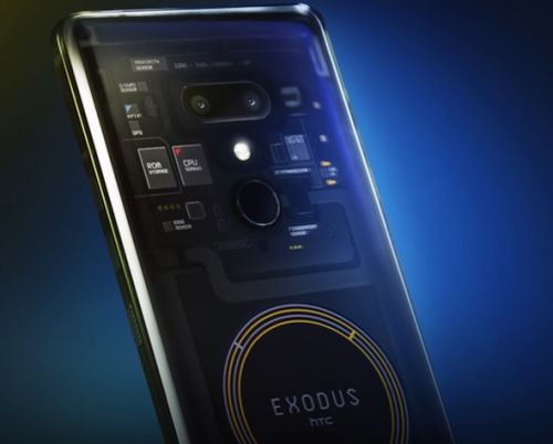 HTC Exodus Pre-Orders Open But Only Cryptocurrencies Are Accepted