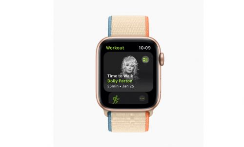 New Time To Walk Feature Arrives on Apple Fitness+