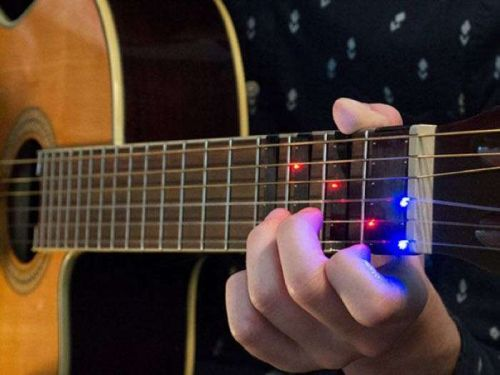 Last Minute Deal: FRETX Smart Guitar Learning Device, Save 36%