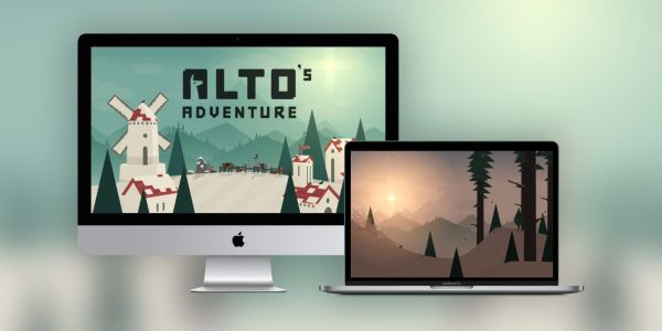 Award-winning game Alto's Adventure now available on the Mac