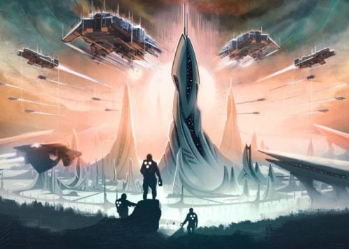 Stellaris space exploration game now available on Xbox And PlayStation