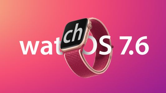 Apple Seeds Third Beta of watchOS 7.6 to Developers