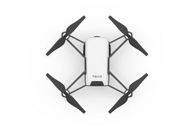The Tello Quadcopter Drone can perform tricks and record 720p video for $79