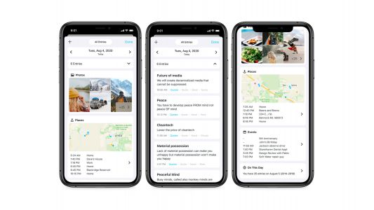 Day One journaling app for iOS gets major update with new Today view and Sign in with Apple