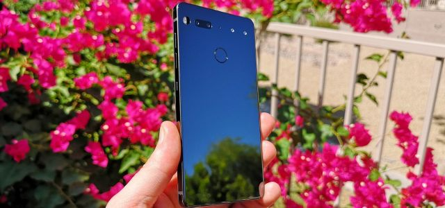 Essential Phone 2 Reportedly Canceled, Rubin Looking to Sell