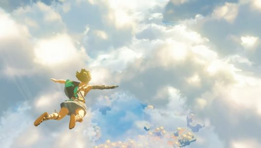 New trailer shows first gameplay footage for Breath of the Wild sequel