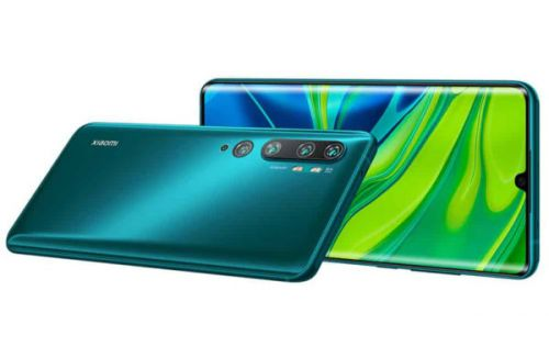 Official Xiaomi Mi Note 10 Wallpapers Are Now Available To Download