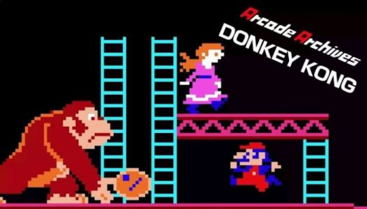 Classic Nintendo Arcade Games Will Be Coming To The Switch